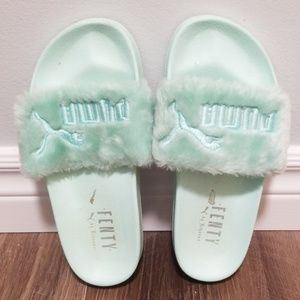 Fenty Beauty Shoes - Fenty Puma Slides